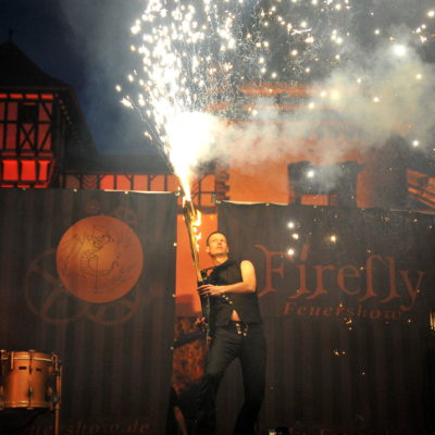 Firefly Show in Tripsdrill