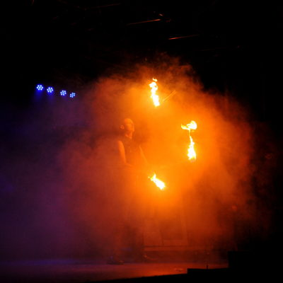 Varieté Show in Tripsdrill